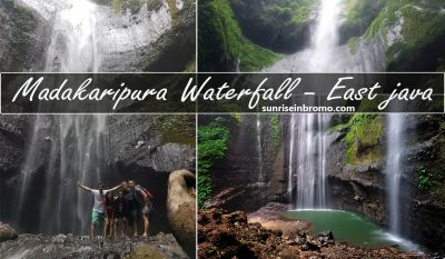 madakaripura waterfall east java