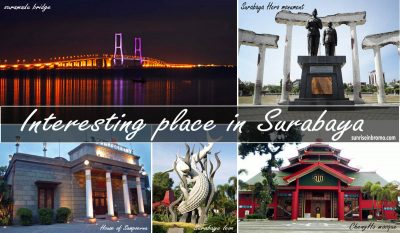 surabaya city tour option