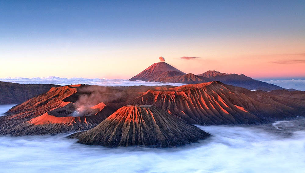 bromo sunset tour