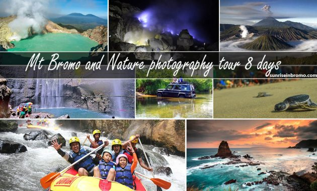 Mount Bromo and Nature Photography Tour 8 Days